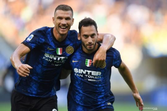 Liga Italia: Inter tekuk Genoa 4-0
