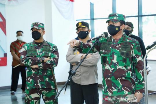 Panglima TNI tekankan pentingnya pelaksanaan 'tracing' di Boyolali