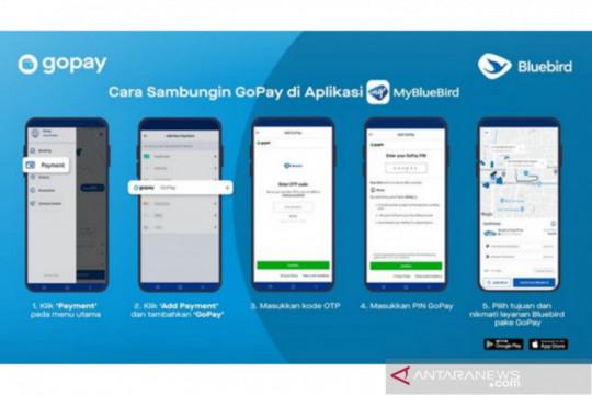 GoPay kini jadi opsi pembayaran di aplikasi MyBluebird