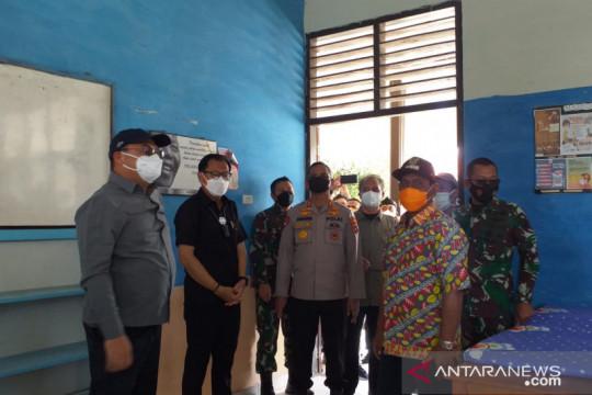 Isolasi terpadu COVID-19 Babel dipusatkan di SMKN 2 Tanjung Pandan