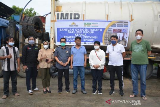 Gubernur Sulteng: Kebutuhan oksigen di beberapa kabupaten meningkat