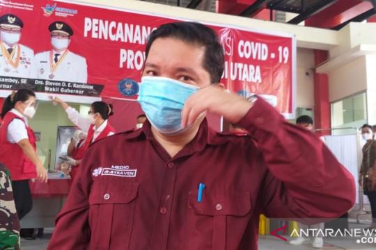 Kasus sembuh COVID-19 di Sulut meningkat jadi 81,62 persen
