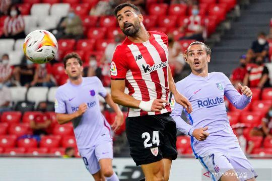 Liga Spanyol: Athletic Bilbao tahan Barcelona 1-1