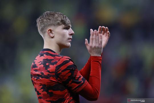 Bek Man United, Brandon Willians selangkah lagi gabung Norwich City