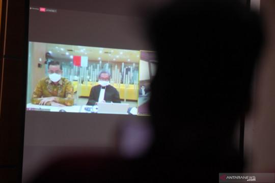 Hakim sebut Juliari Batubara berikan Rp3 miliar buat Hotma Sitompul