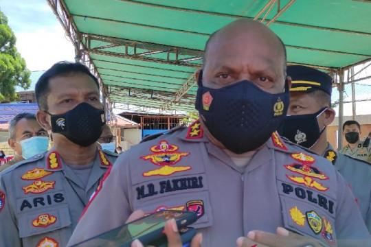 Pembunuh dua  karyawan PT IMB diduga KKB pimpinan Tenius Gwijangge