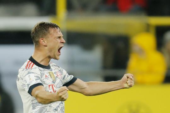 Bayern Muenchen perpanjang kontrak Joshua Kimmich hingga 2025