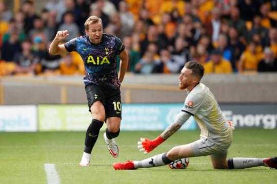 Nuno senang Harry Kane main lagi bersama Spurs