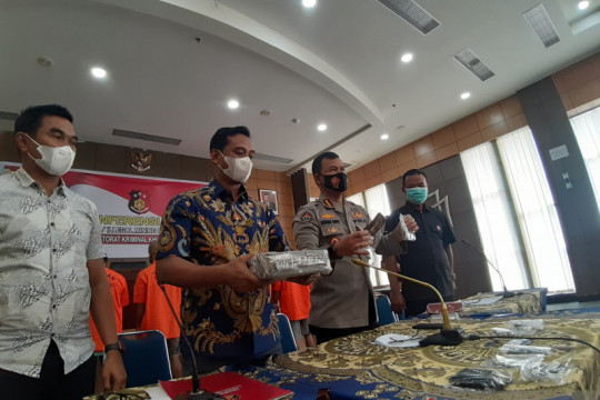 Polisi hentikan penyelidikan kasus Perumahan Dosen Unand