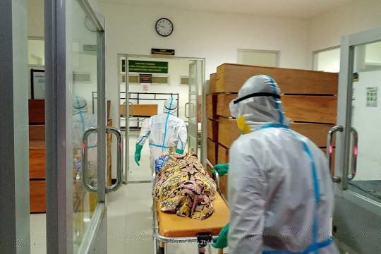 Kisah Brigade Penolong Kediri jadi relawan jemput jenazah COVID-19