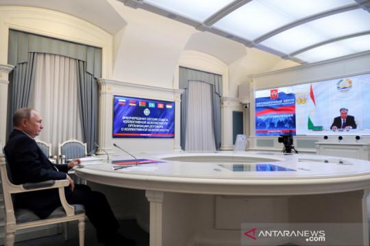 Presiden Putin jalani isolasi mandiri