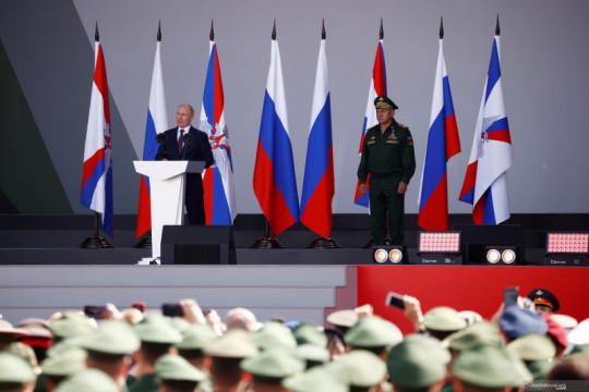"""Forum Teknis Militer Internasional """"Army-2021"""" di Rusia"""