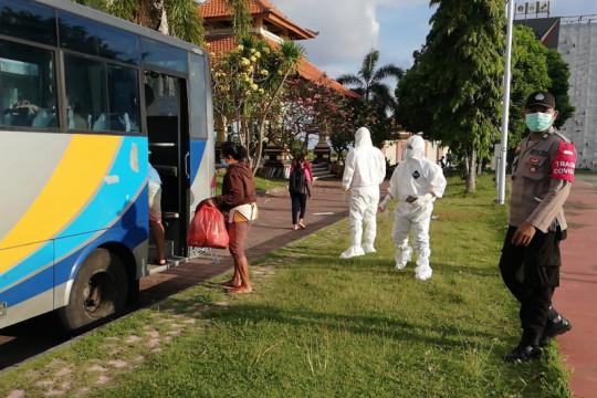 Dinkes Klungkung catat 138 orang gejala ringan jalani isoter