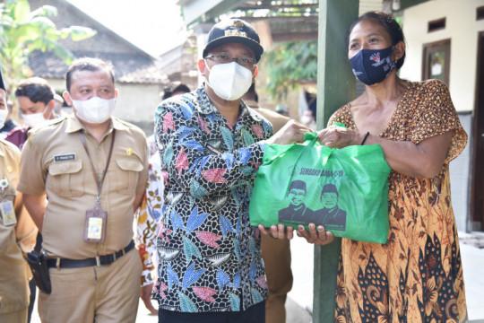 Pemkab Sidoarjo tambah 100 ribu paket bantuan sembako