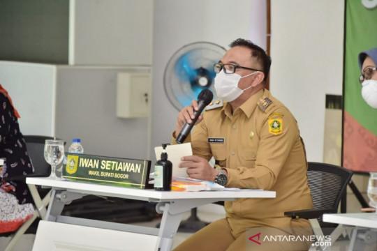 Kabupaten Bogor butuh tambahan pasokan vaksin untuk capai target