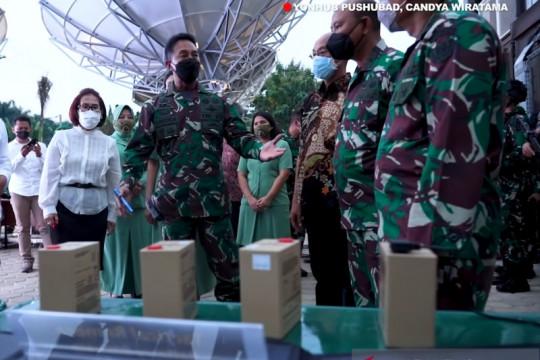 "Kasad sebut ""Tactical Integrated Satcom"" dukung tugas-tugas TNI AD"