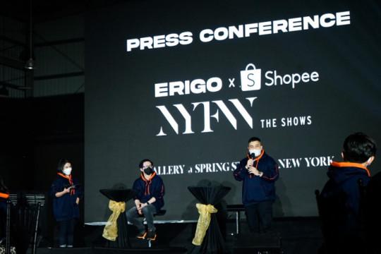 Erigo wakili Indonesia di ajang New York Fashion Week