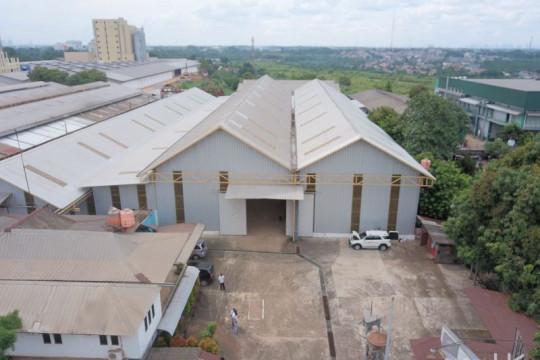 "Anak usaha Hutama Karya bangun unit produksi ""chemical construction"""