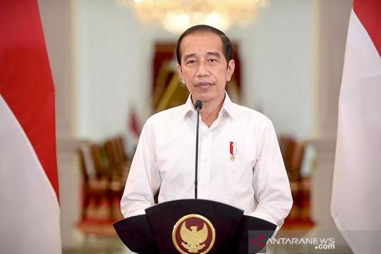 Presiden Jokowi akan longgarkan pembatasan kegiatan secara bertahap