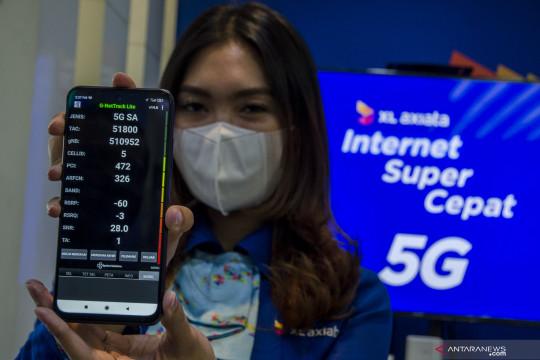 Layanan jaringan internet 5G