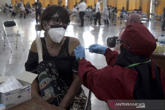 Vaksinasi COVID-19 untuk kelompok rentan di Yogyakarta