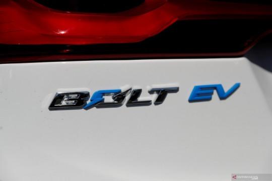 GM - LG lanjutkan produksi modul baterai Bolt EV