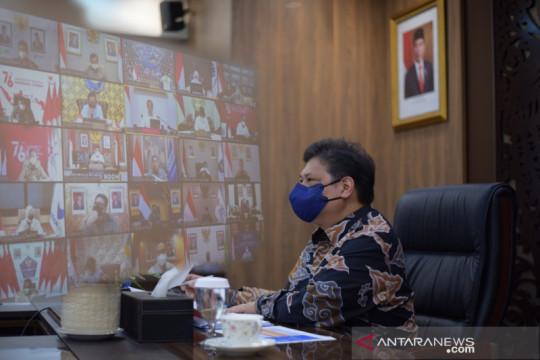 Menko Airlangga : Luar Jawa-Bali sumbang kasus aktif 52,3 persen