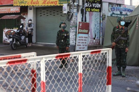 Vietnam jebloskan penyebar virus corona ke penjara