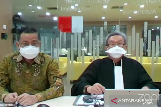 KPK eksekusi mantan Mensos Juliari Batubara ke Lapas Tangerang