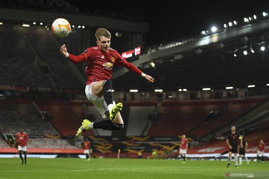 Norwich rampungkan transfer Brandon Williams dari Manchester United