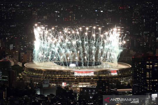 Upacara pembukaan Paralimpiade Tokyo 2020