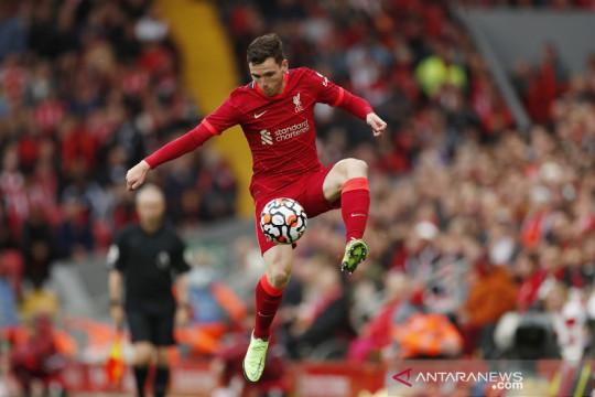 Giliran Andy Robertson yang perpanjang kontrak di Liverpool