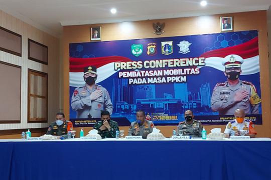 Jakarta kemarin, sistem ganjil-genap hingga penanganan COVID-19