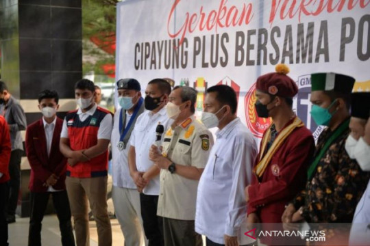 Pemprov Riau tambah 500 dosis vaksin COVID-19 untuk UIN Suska