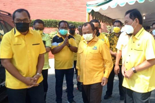 Golkar Jatim melanjutkan program vaksinasi dosis dua