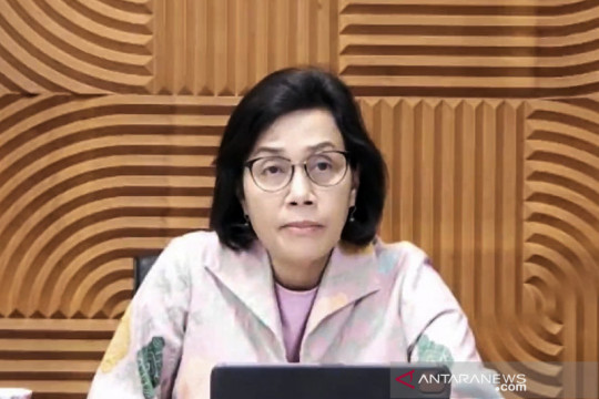 Sri Mulyani paparkan peruntukan anggaran PEN 2022