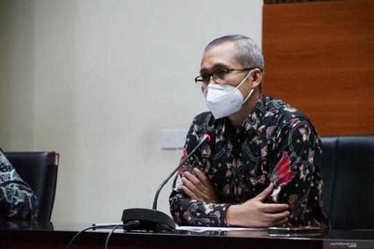 Pimpinan KPK: Tersangka diumumkan saat penahanan demi lindungi HAM