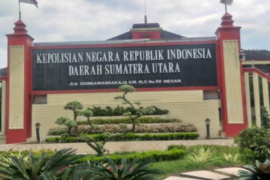 Polda Sumut mengembangkan kasus penangkapan kurir bawa 13 kg sabu-sabu