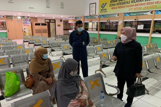 BP2MI selamatkan tiga calon pekerja migran hendak ke Timur Tengah