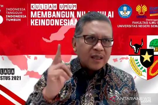 PDIP apresiasi PT KAI bangun patung Soekarno