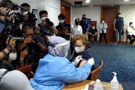 Anies: Vaksinasi untuk pencari suaka sedang tahap finalisasi
