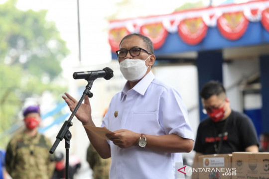 Wali Kota Bandung minta warga tak euforia usai level PPKM turun
