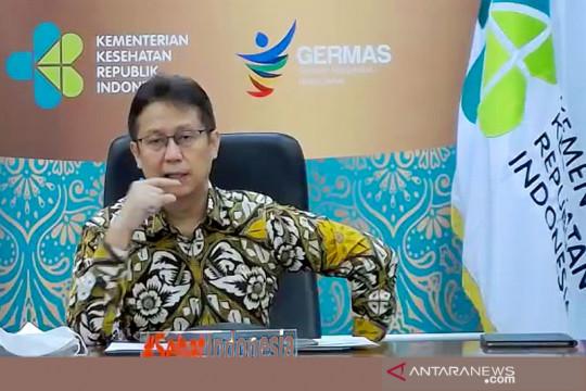 Menkes: Puncak perolehan vaksin di Indonesia pada September