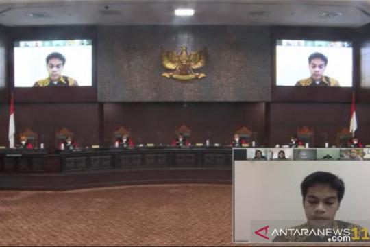 Ahli: Hakim konstitusi bisa terobos asas dan putuskan uji materi UU MK