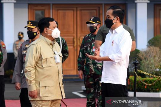 Presiden akan tinjau vaksinasi hingga resmikan Jalan Tol di Kaltim