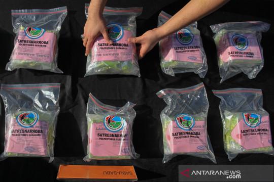 Ungkap kasus peredaran narkotika di Surabaya