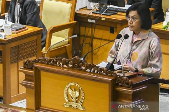 Di DPR, Sri Mulyani ungkap potensi pencapaian pertumbuhan ekonomi 2022