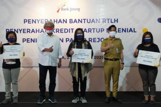 Bank Jateng luncurkan kredit untuk wirausaha muda