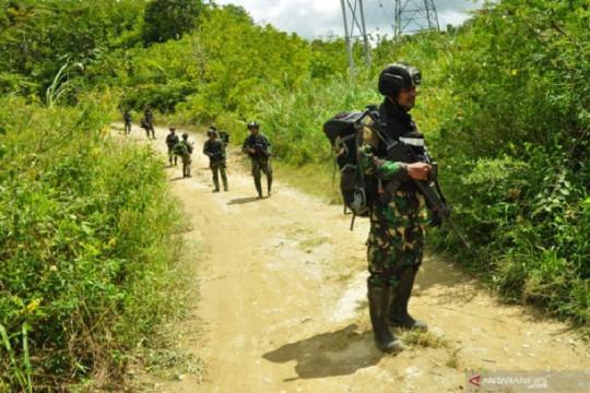Pimpinan teroris Poso diduga tewas dalam kontak tembak dengan Satgas