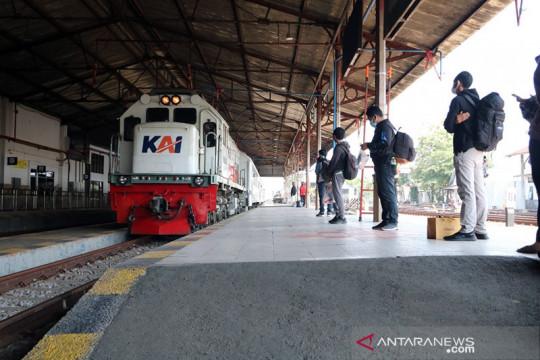 KAI: Syarat naik kereta api belum berubah pada PPKM 14-30 Agustus 2021